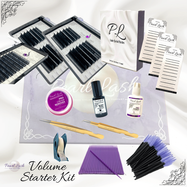 Volume Eyelash Extension Starter Kit by Pearl Lash
