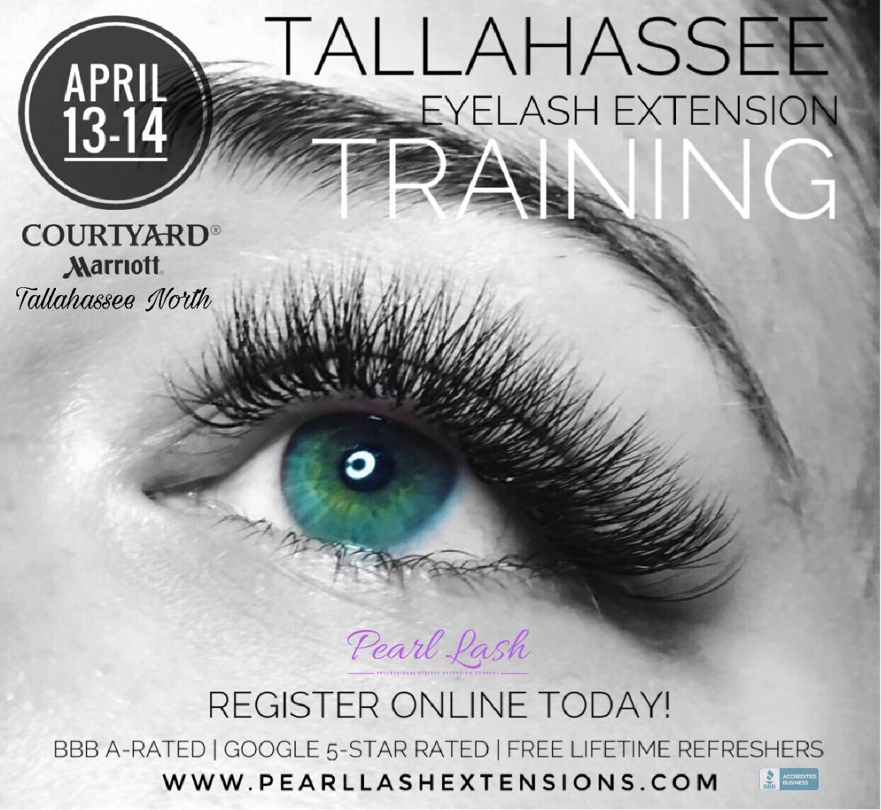 Eyelash Extension Training Academy Florida Pearl Lash
