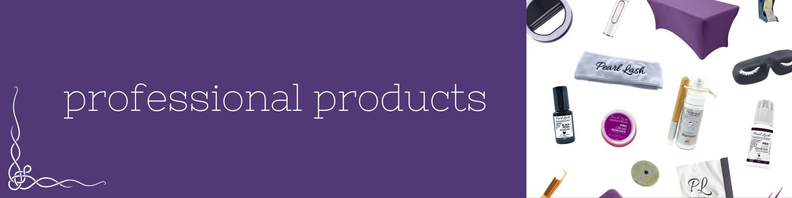 Pearl Lash Professional Eyelash Extension Products